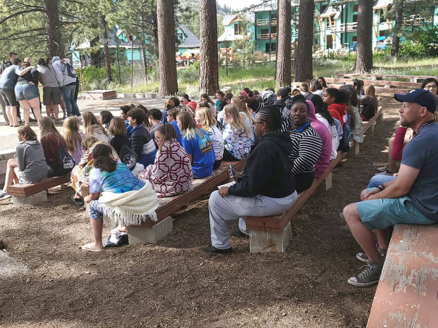 2019 Youth Prevention Camp Classes