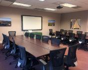 Partnership Douglas County's Training Room