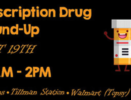 Partnership Douglas County Hosts Prescription Drug Round-Up