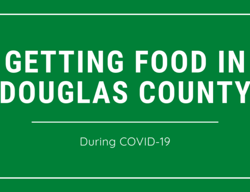 Getting Food in Douglas County During COVID-19