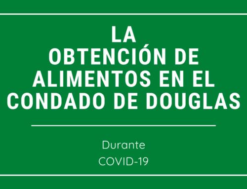 La obtención de alimentos en el condado de Douglas Durante COVID-19