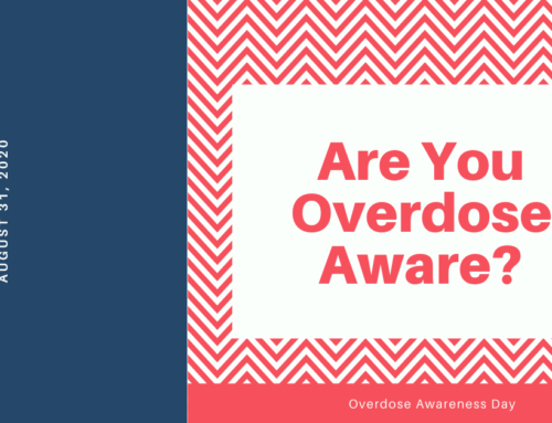 Are You Overdose Aware?